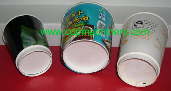 Hollow type double walls paper cups